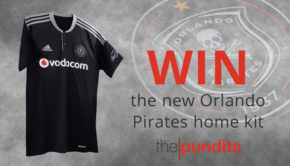 Orlando Pirates Home Kit