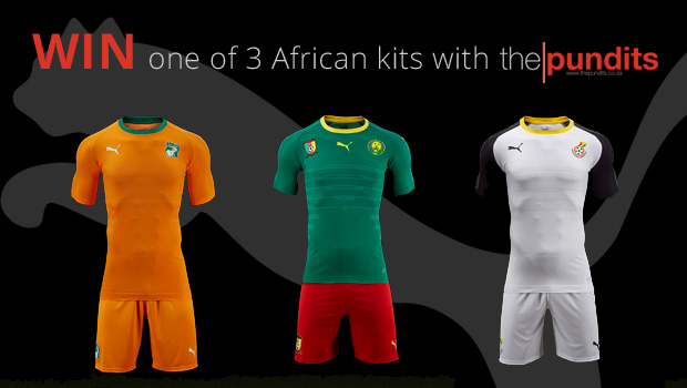 African Football Kits
