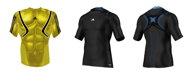 adidas TechFit Range - The Pundits