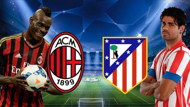 AC Milan vs Atletico Madrid UEFA Champions League Preview