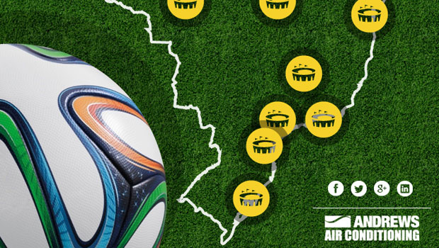 Interactive-soccer-world-cup-map