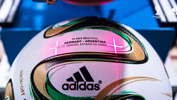 The adidas brazuca Final Rio - The Pundits ... 76a5316c17564