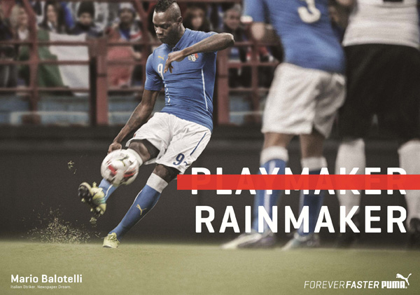 Mario Balotelli Playmaker