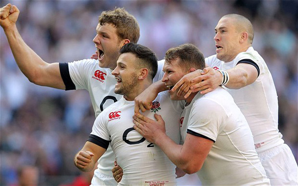 England Rugby World Cup Schedule
