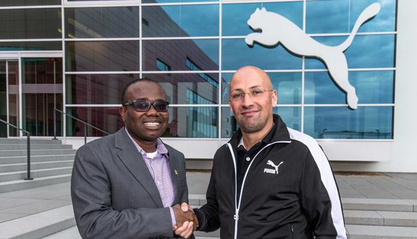 Puma-extends-Ghana-Football-Sponsorship