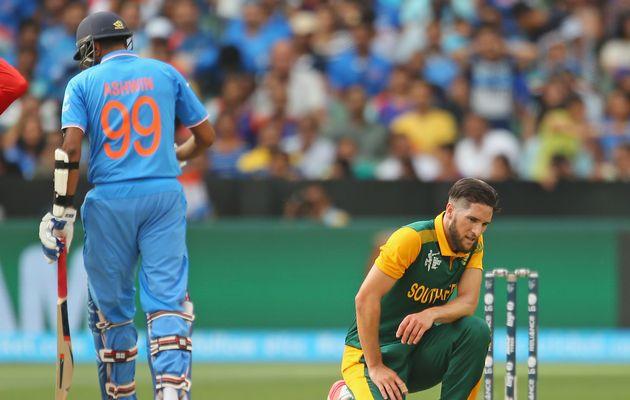 Wayne Parnell 2015 Cricket World Cup