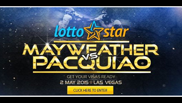 Win a trip to Vegas to see Mayweather vs Pacquiao