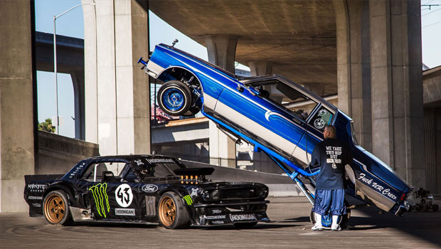 BREAKING: Ken Block Coming to South Africa - The Pundits
