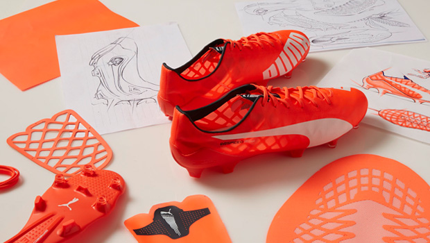 3d3c487b2035ac Light and fast have become lighter and faster with the introduction of  PUMA s innovative football boot