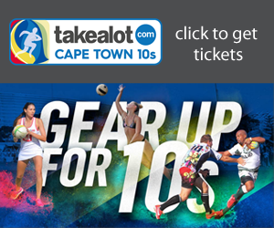 Cape Town Tens Tickets
