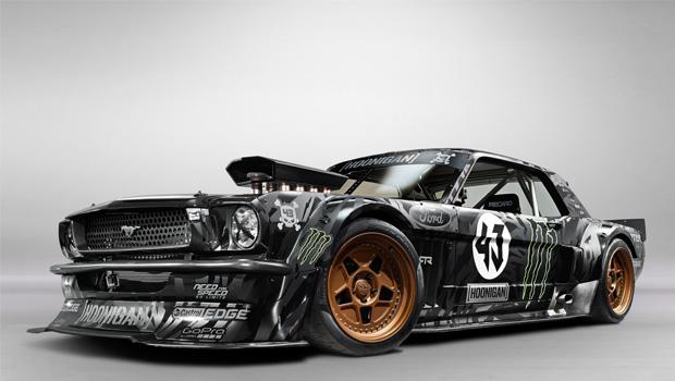 Ken Block Hoonicorn Racing Car