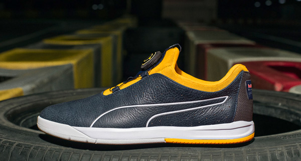 PUMA INTRODUCES THE RED BULL RACING DISC