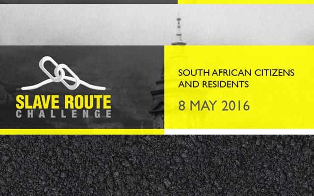 Slave Route Challenge 2016