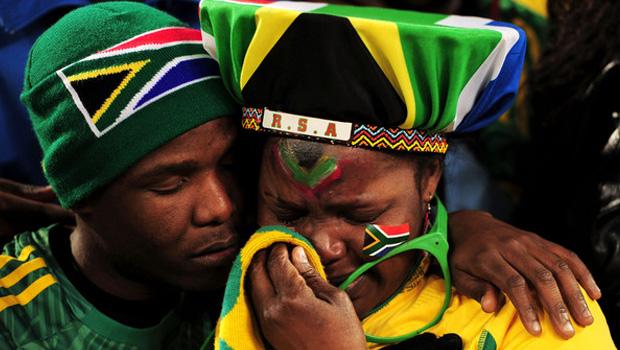 South African Sport Fan