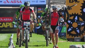 ABSA Cape Epic ConquerAsOne Moment Prologue Stageg