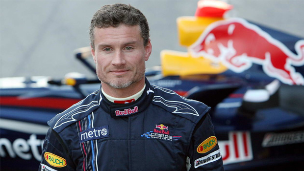 David Coulthard Interview