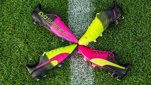 168263d82 PUMA Eunveils Latest Edition of Dual Coloured Tricks Boots - The Pundits