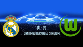 Real Madrid vs Wolfsburg