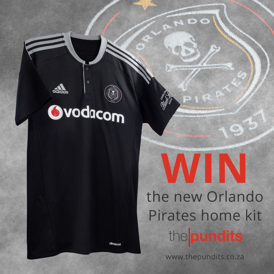 92ae6a46e17 Win the new Orlando Pirates Home Kit with adidas - The Pundits