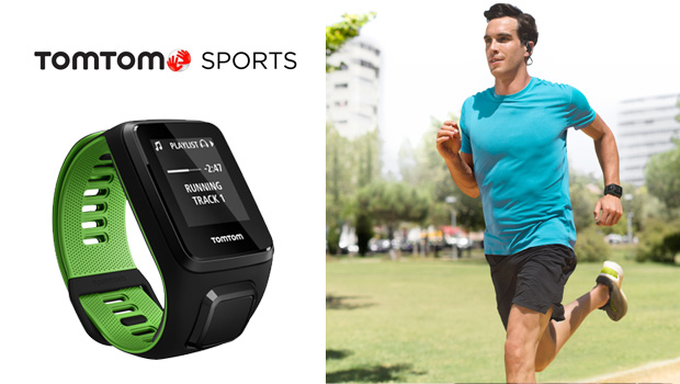 TomTom GPS Sports Watch
