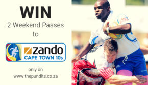 Win tickets to Cape Town 10s
