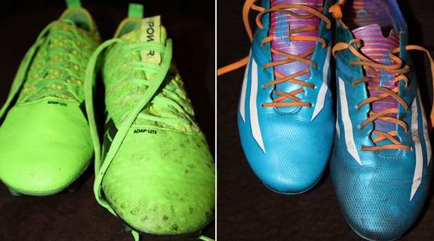 the secret to clean sneakers