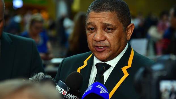 2017 Springbok Squad