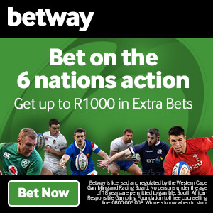 BetWay South African Sport Betting