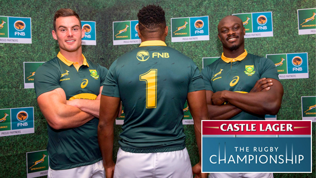 Castle Lager Rugby Championship 2017
