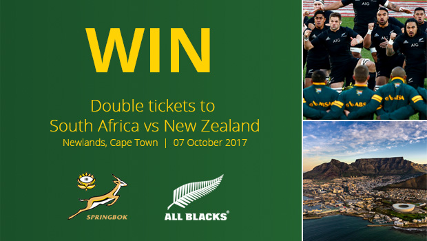 South Africa vs New Zealand Tickets