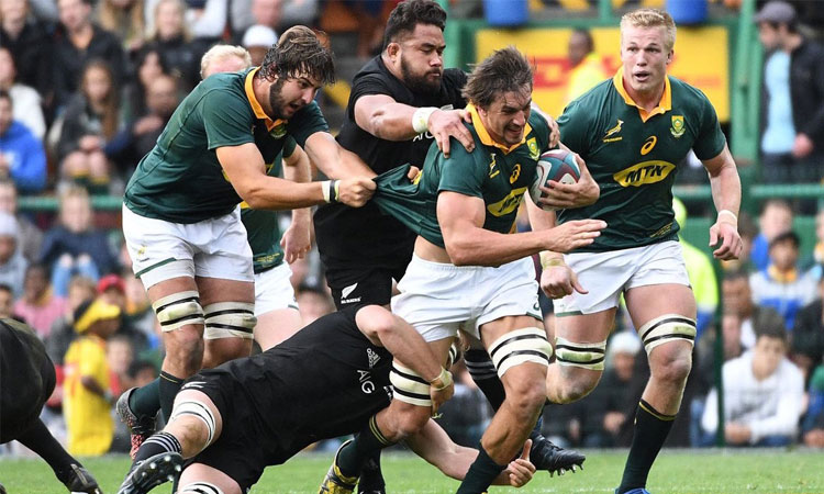 The Springbok Attacking Focus