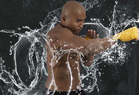 SA Super Middleweight