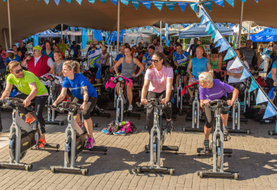 Canal Walk Cyclethon
