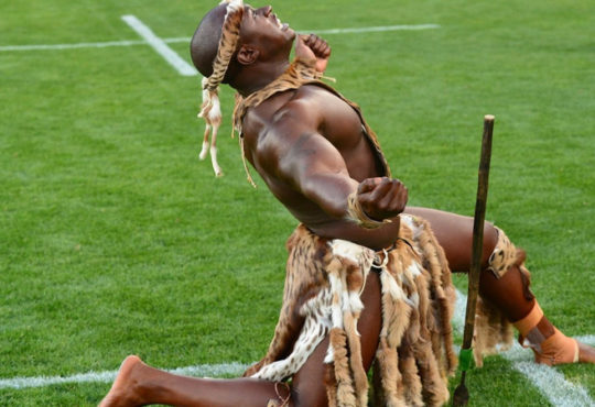 Springbok-Impi-vs-England