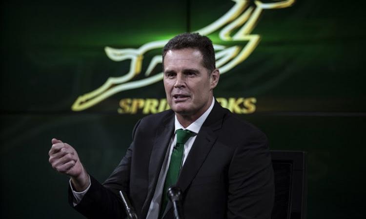 Springbok Rugby Coach Rassie Erasmus