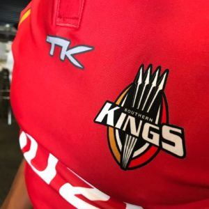 Southern Kings Away Jersey