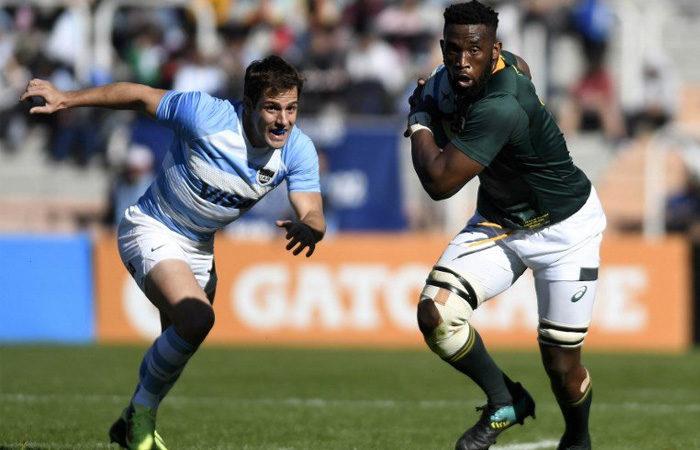 Argentina vs Springboks in Mendoza