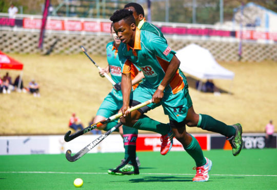 Mbuso Mgobosi Premier Hockey League Semi Finals
