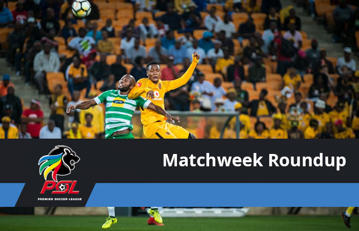 PSL Roundup: Gabuza Goes AWOL and Cape Town City Get Lucky