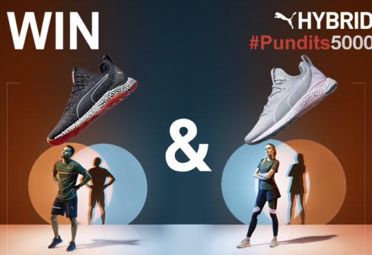 Puma Hybrid Runner Giveaway