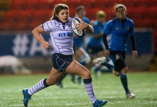 Scottish Women's Rugby