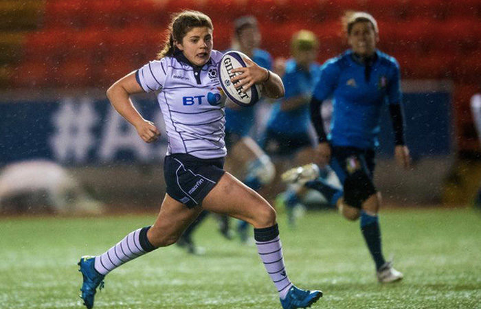 Scottish Women's Rugby