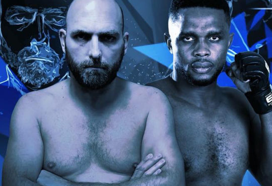 Willem Smith vs Djikasa EFC 72