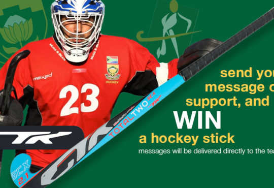 Messages of Support for the SA Hockey Men