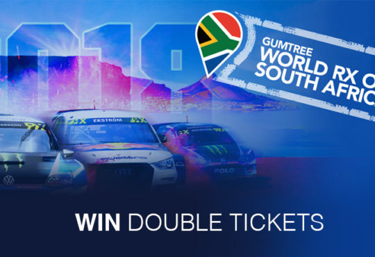 World Rallycross Cape Town