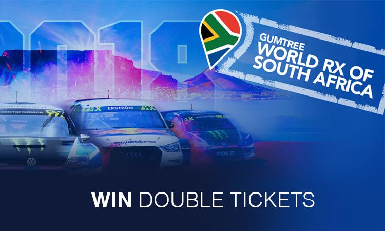 World Rallycross Cape Town
