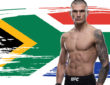 Don Madge South African UFC Fighter