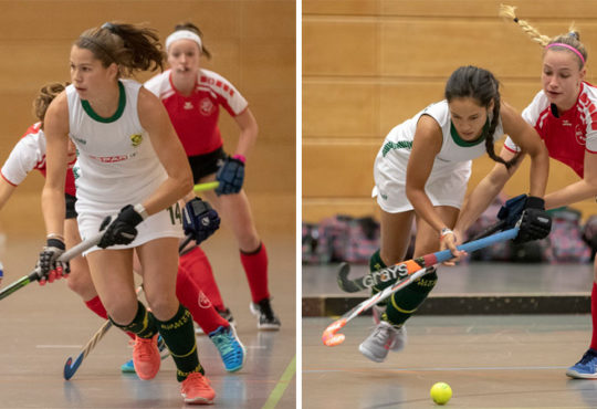 South Africa Indoor Hockey vs Switzerland