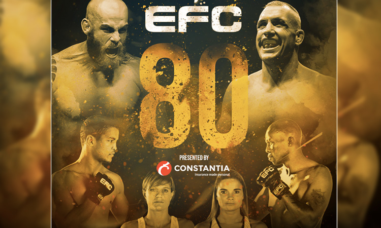 EFC 80 at Carnival City
