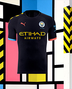 Manchester City Away Kit by Puma